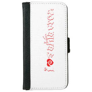 私はサンタクルスのiPhone 6のウォレットケースを愛します iPhone 6/6s ウォレットケース