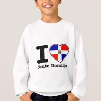 私はサント・ドミンゴを愛します スウェットシャツ
