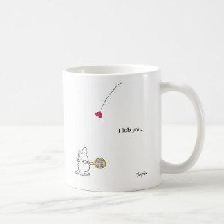 私はサンドラBoyntonによってロビングします コーヒーマグカップ