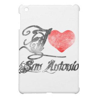 私はサン・アントニオを愛します iPad MINIケース