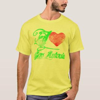 私はサン・アントニオを愛します Tシャツ