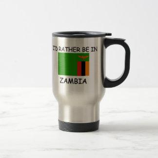 私はザンビアにむしろいます トラベルマグ