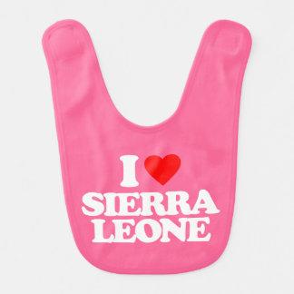私はシエラレオネを愛します ベビービブ