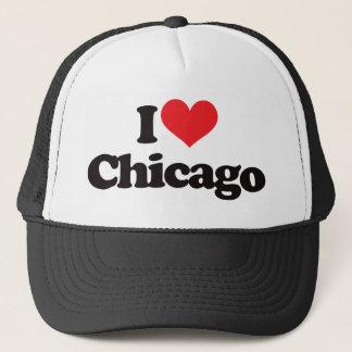 私はシカゴを愛します キャップ