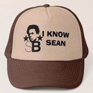 私はショーンを知っています!! SBのロゴの帽子 キャップ