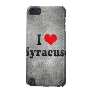 私はシラキュース、米国を愛します iPod TOUCH 5G ケース