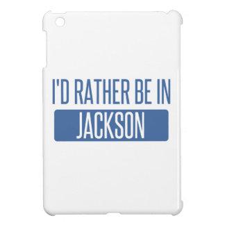 私はジャクソンMSにむしろいます iPad MINIケース