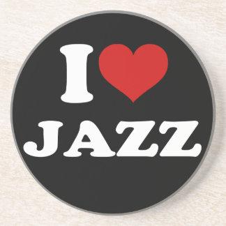 私はジャズを愛します コースター