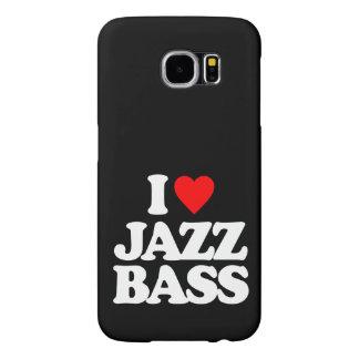 私はジャズ低音を愛します SAMSUNG GALAXY S6 ケース
