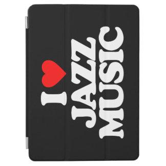 私はジャズ音楽を愛します iPad AIR カバー
