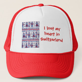 私はスイス連邦共和国の私のハートを失った キャップ