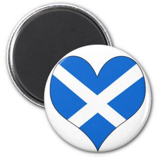 私はスコットランドを愛します マグネット
