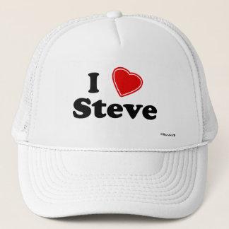 私はスティーブを愛します キャップ