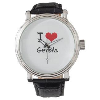 私はスナネズミを愛します 腕時計