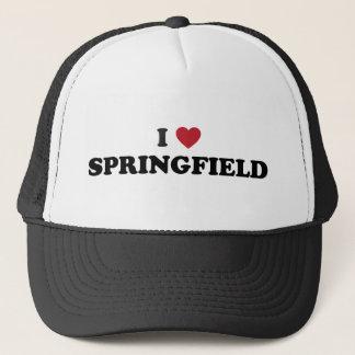 私はスプリングフィールドマサチューセッツを愛します キャップ
