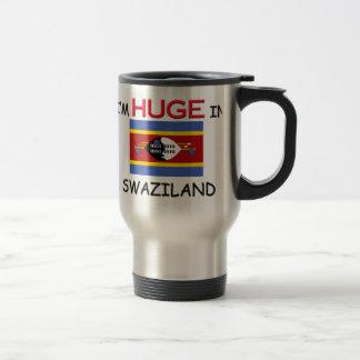私はスワジランドで巨大です トラベルマグ