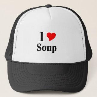 私はスープを愛します キャップ