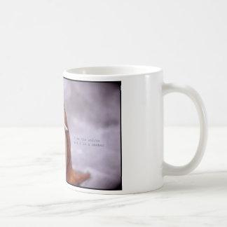 私はセイウチです コーヒーマグカップ