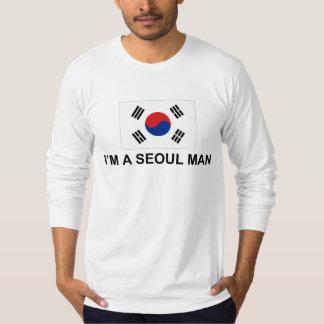 私はソウルの人です Tシャツ