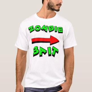 私はゾンビの餌とあります Tシャツ