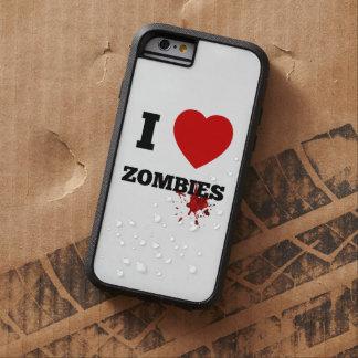 私はゾンビを愛します iPhone 6 タフ・エクストリームケース