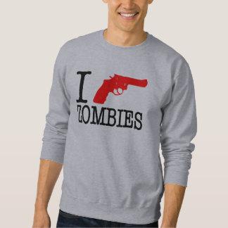 私はゾンビを撃ちます スウェットシャツ