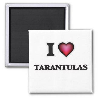 私はタランチュラを愛します マグネット