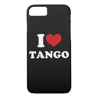 私はタンゴを愛します iPhone 8/7ケース