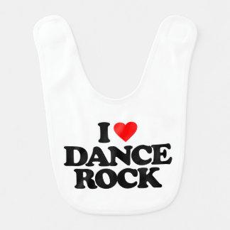 私はダンスの石を愛します ベビービブ