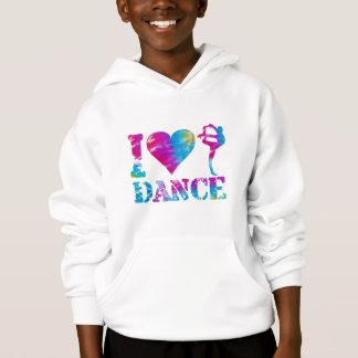 私はダンスの絞り染めを愛します