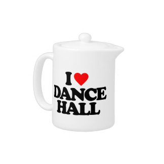 私はダンスホール愛します