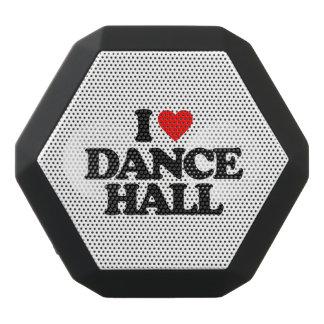 私はダンスホール愛します ブラックBluetoothスピーカー