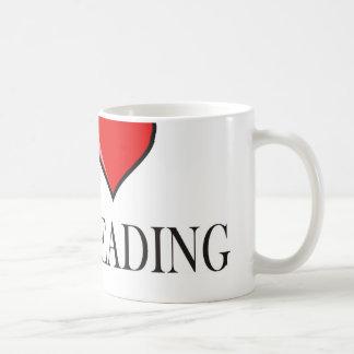 私はチアリーダーをすることを愛します コーヒーマグカップ