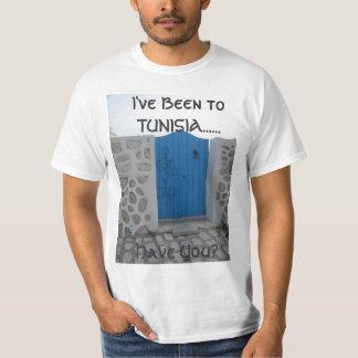 私はチュニジアに......、…行ったことがあります Tシャツ