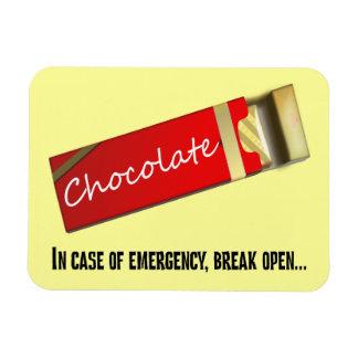 私はチョコレート緊急事態としてこれを修飾します考えます マグネット