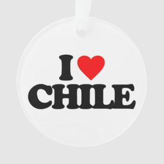 私はチリを愛します オーナメント