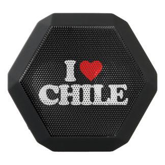 私はチリを愛します ブラックBluetoothスピーカー