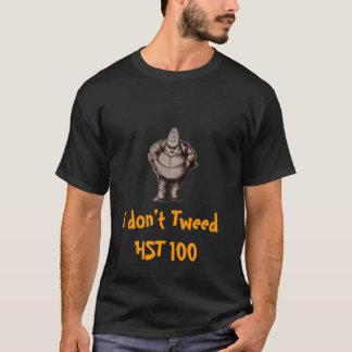私はツイードHST 100 Tシャツ