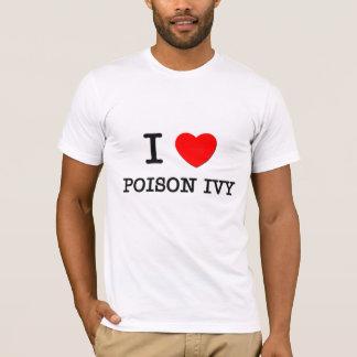 私はツタウルシを愛します Tシャツ