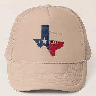 私はテキサス州を愛します キャップ