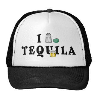 私はテキーラを愛します キャップ