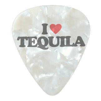 私はテキーラを愛します パールセルロイド ギターピック