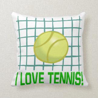 私はテニスを愛します クッション