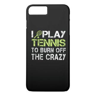 私はテニスを遊びます iPhone 8 PLUS/7 PLUSケース
