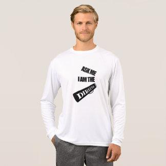 私はディレクター長袖Tシャツです Tシャツ