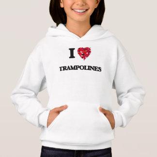 私はトランポリンを愛します
