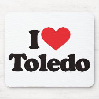 私はトレドを愛します マウスパッド