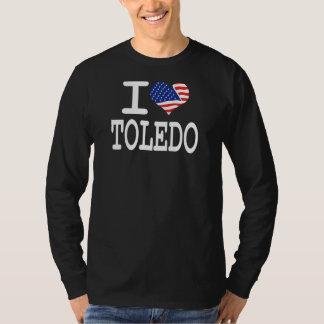 私はトレドを愛します Tシャツ