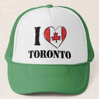 私はトロントカナダを愛します キャップ