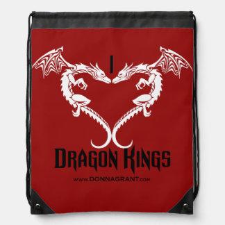 私はドラゴン王のバッグを愛します ナップサック